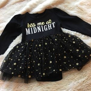 New Year's eve baby outfit 12 months